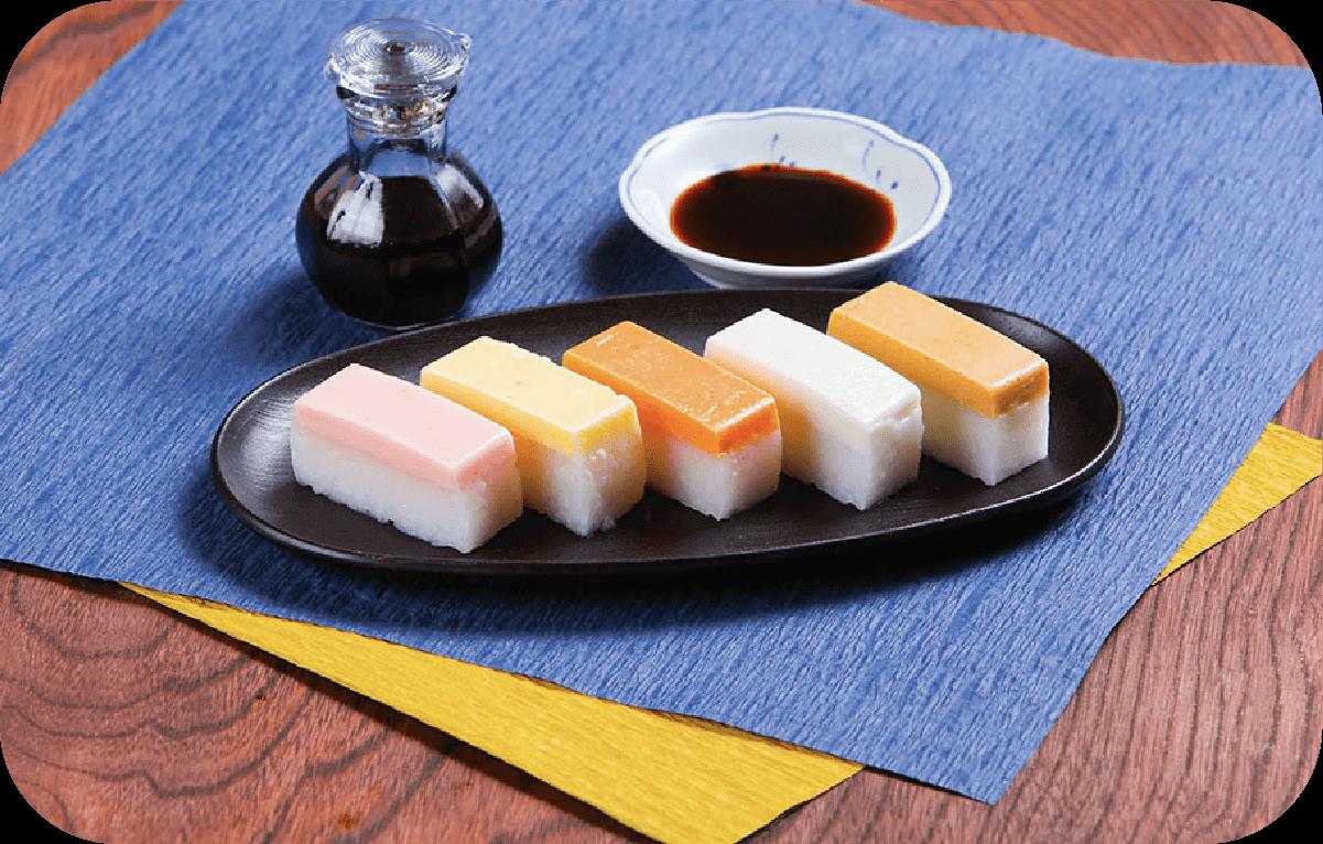 やわらか押し寿司セット お祝い事におすすめです